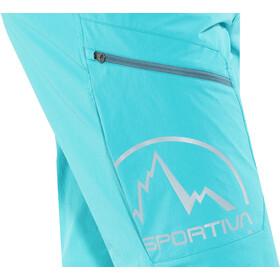 La Sportiva Taka Bermuda Shorts Herre tropic blue